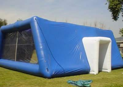 galpon inflable